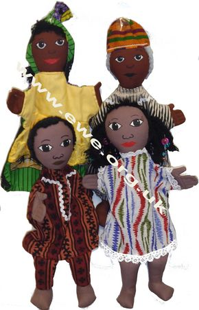 African Puppets