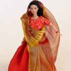 Fashion doll Ghagra Choli
