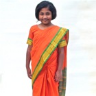 Childrens Saree