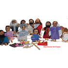 Bible Puppets
